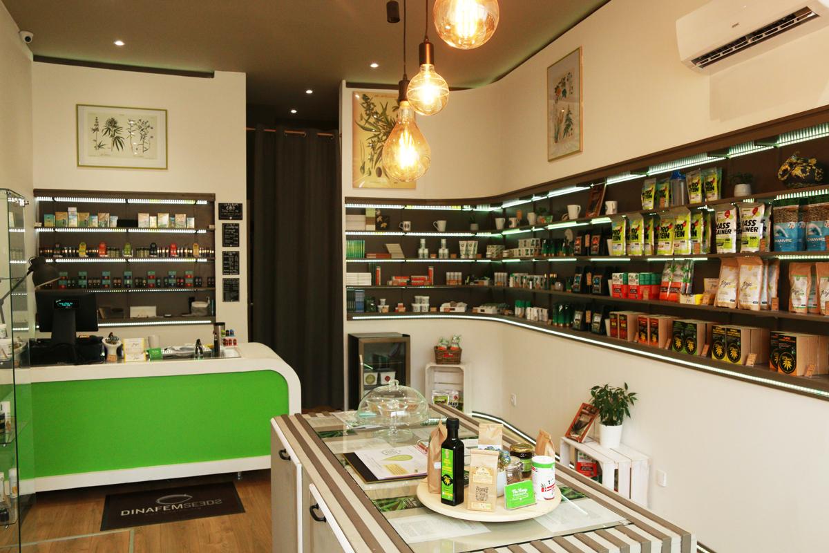 The Hemp Corner - Boutique Bordeaux