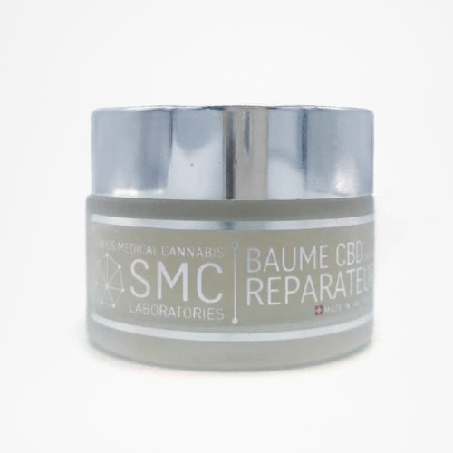 Baume réparateur CBD 300mg | SMC Laboratories