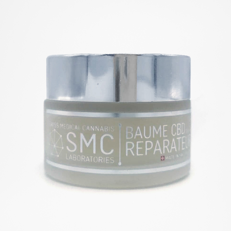Baume Réparateur CBD 300mg - SMC Laboratories