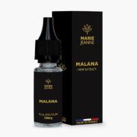E-Liquide Malana CBD | Marie Jeanne