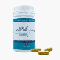 Gélules Vitalité CBD | SMC Laboratories