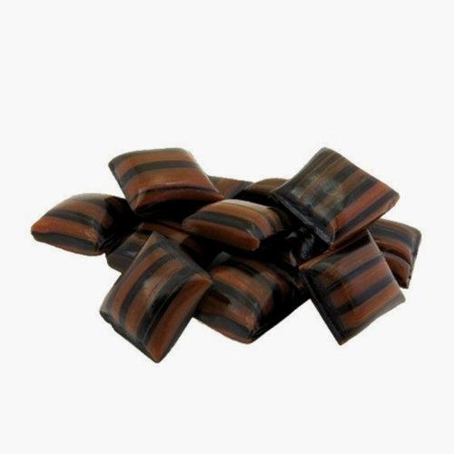 Bonbons Réglisse et Chanvre CBD 6mg