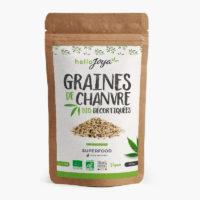 Graines de Chanvre Décortiquées | Hello Joya