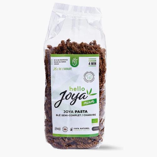 Pâtes Chanvre et Blé semi-complet | Hello Joya