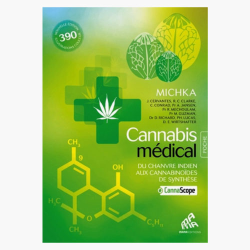 Cannabis médical – Edition poche | Michka