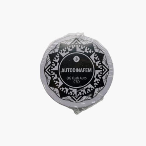 OG Kush CBD Auto-fleurissante | Dinafem Seeds